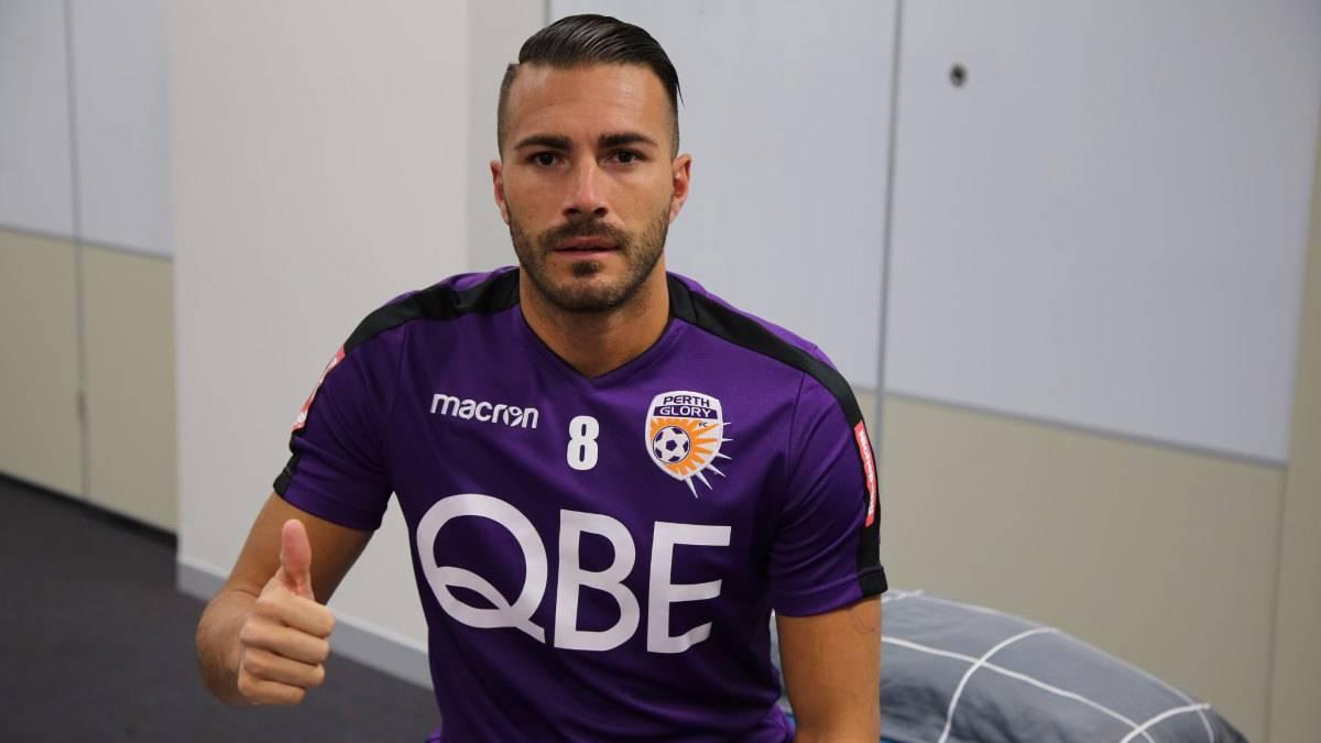 "The ""Spanish"" A-League australiana"