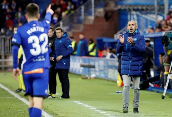 Alaves would Champions team since the arrival of Abelardo