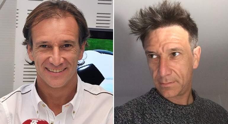 futbolistas que recuperaron el pelo