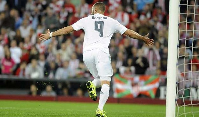 Benzema, the 9 without a goal