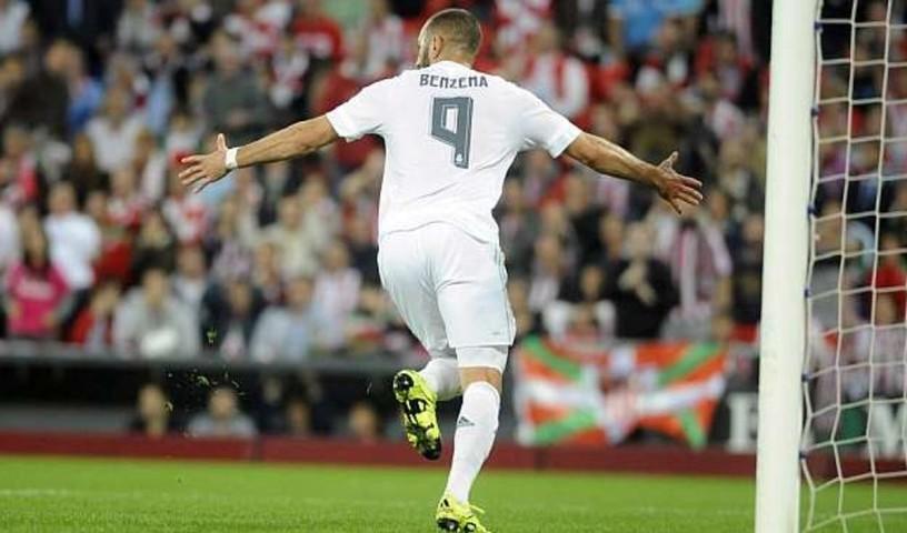 Benzema, el 9 sin gol