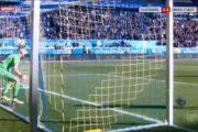 El gol más ridículo del año