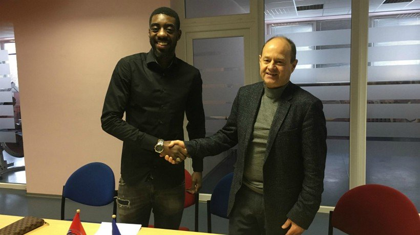 Angolan player gets joining team in Europe thanks to a fake profile on Wikipedia