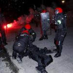 Death of a policeman in altercations with Spartak fans in Bilbao