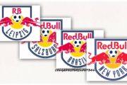 Los equipos de fútbol que Red Bull tiene en el mundo