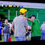 Nestor Clausen, Bolivia's Oriente Petrolero coach, leaving the bench of his team 3-1 Y… They just 4-4!