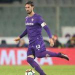 La Fiorentina renovará el contrato de Astori para ayudar a su familia