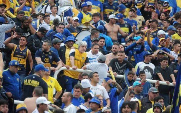 Un hincha de Boca intenta suicidarse tras el partido entre Boca Juniors y River Plate