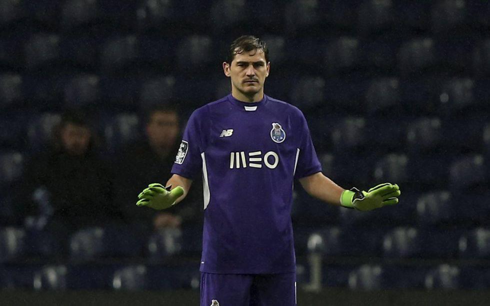 Iker Casillas podría fichar por el Real Betis