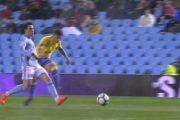 Erik Expósito marca un gol en Balaídos 90 años después de que lo hiciera su bisabuelo