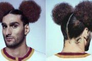Fellaini y otros peinados extravagantes de los futbolistas