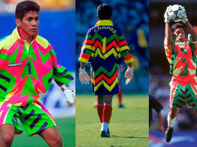 the most eccentric goalkeepers in history
