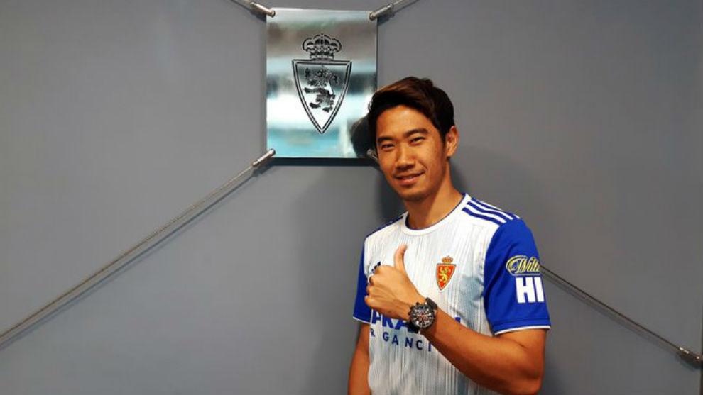Japanische Spieler, die in Spanien gespielt