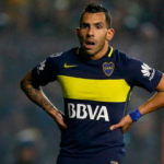 Boca Juniors striker could have been injured in a pachanga in jail