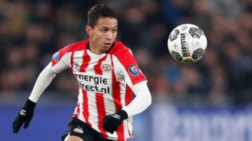 Mauro Júnior, 'el nuevo Ronaldo' del PSV Eindhoven