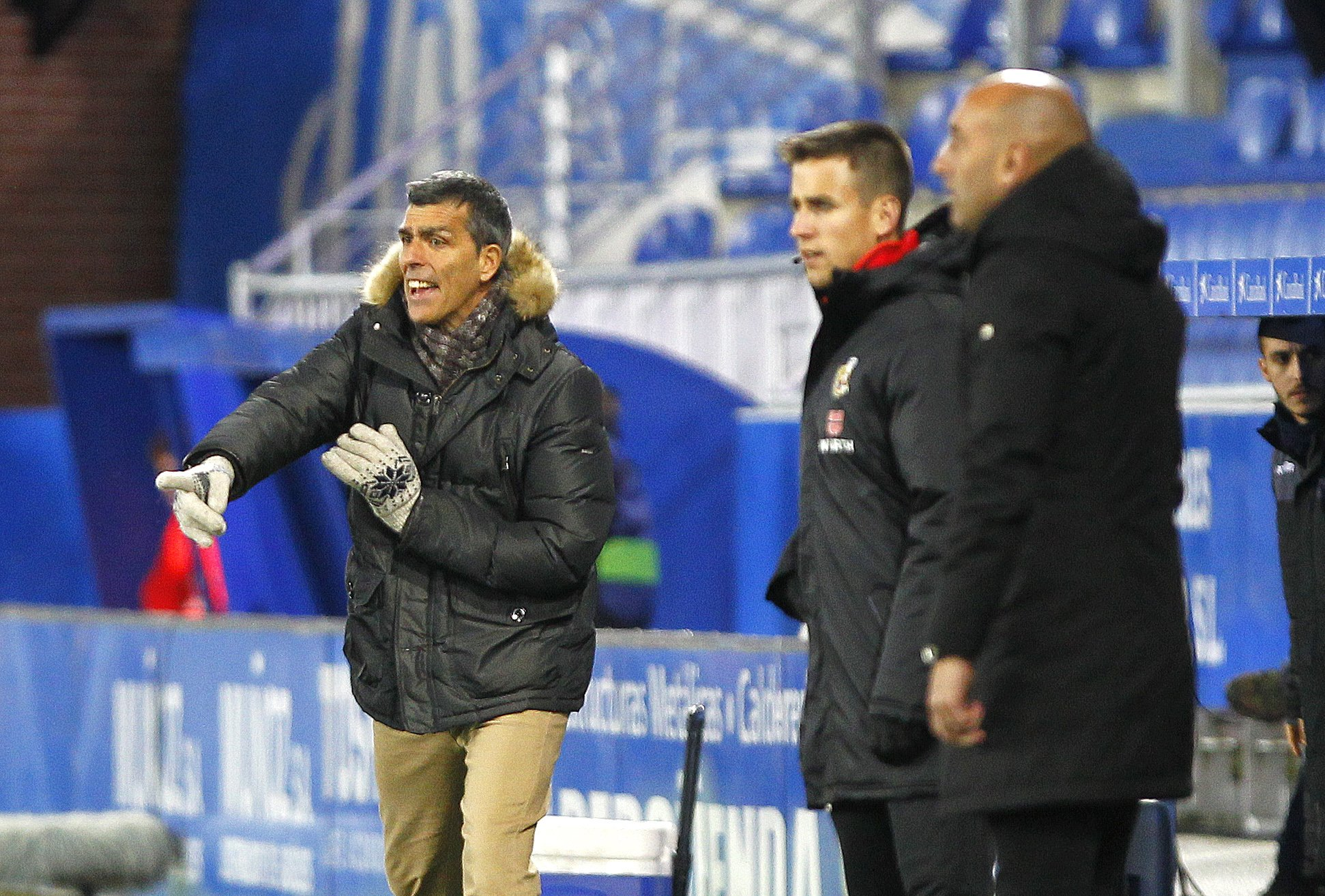 Muñiz, the worst numbers of Levante coach in First