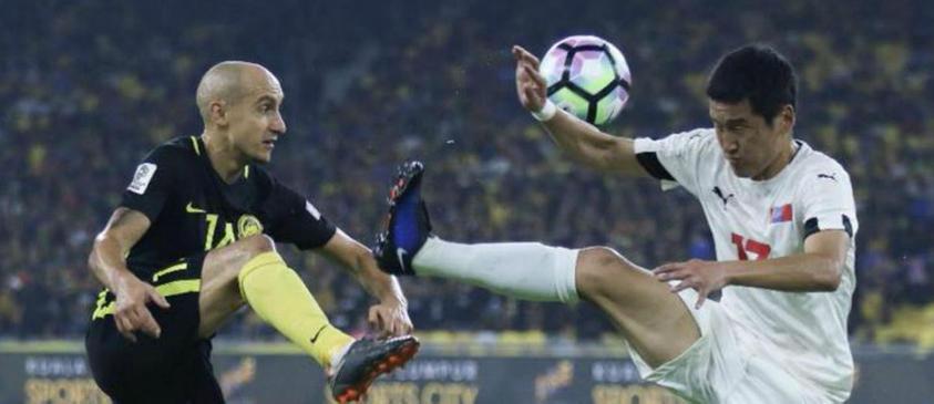 Natxo Insa debuta como internacional con la selección de Malasia