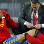 "Pique: ""When I saw Luis Enrique bleeding, I knew I wanted to play with Spain"""