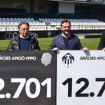 CD Castellón exceeds the record of subscribers in Third Division