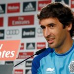 Raul will coach the Juvenil B Real Madrid next season