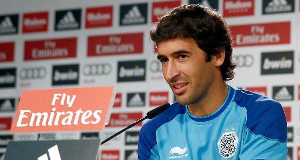 Raul will coach the Juvenil B Real Madrid next season