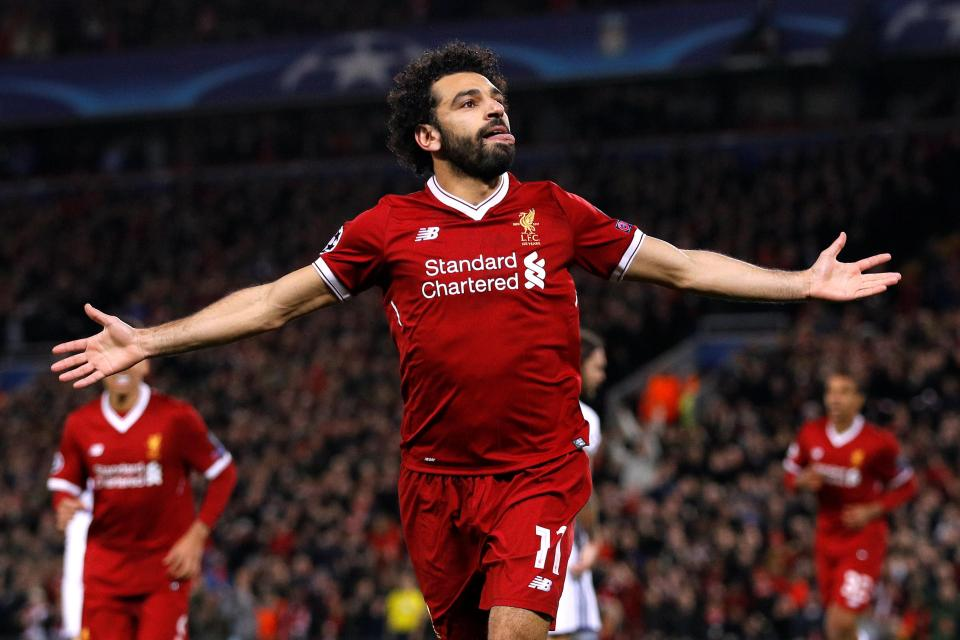 Mohamed Salah, Player Trendy Premier League