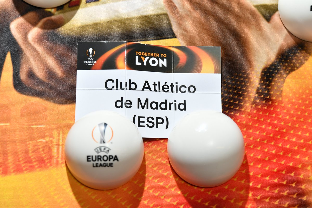 So it has been the draw for the semifinals of the UEFA Europa League