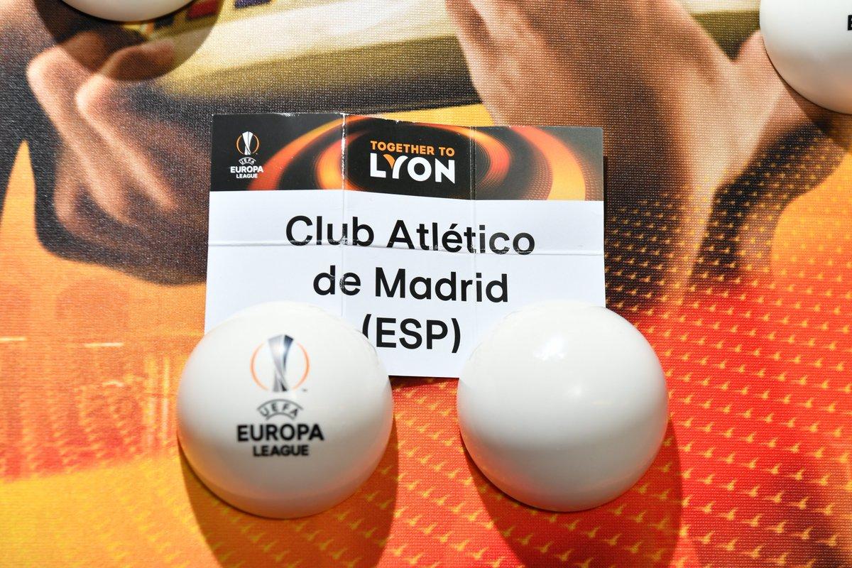 Así ha quedado el sorteo de las semifinales de la UEFA Europa League