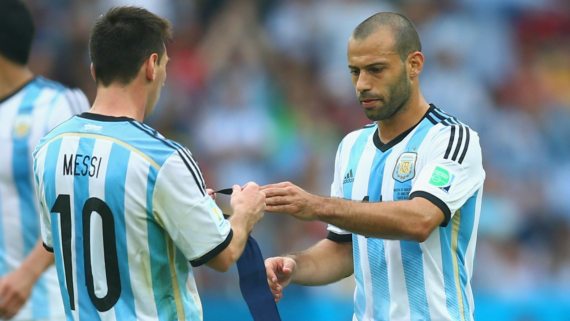 Sampaoli Mascherano could leave Russia out of the World