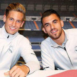 Uncertain future for Dani Ceballos and Marcos Llorente
