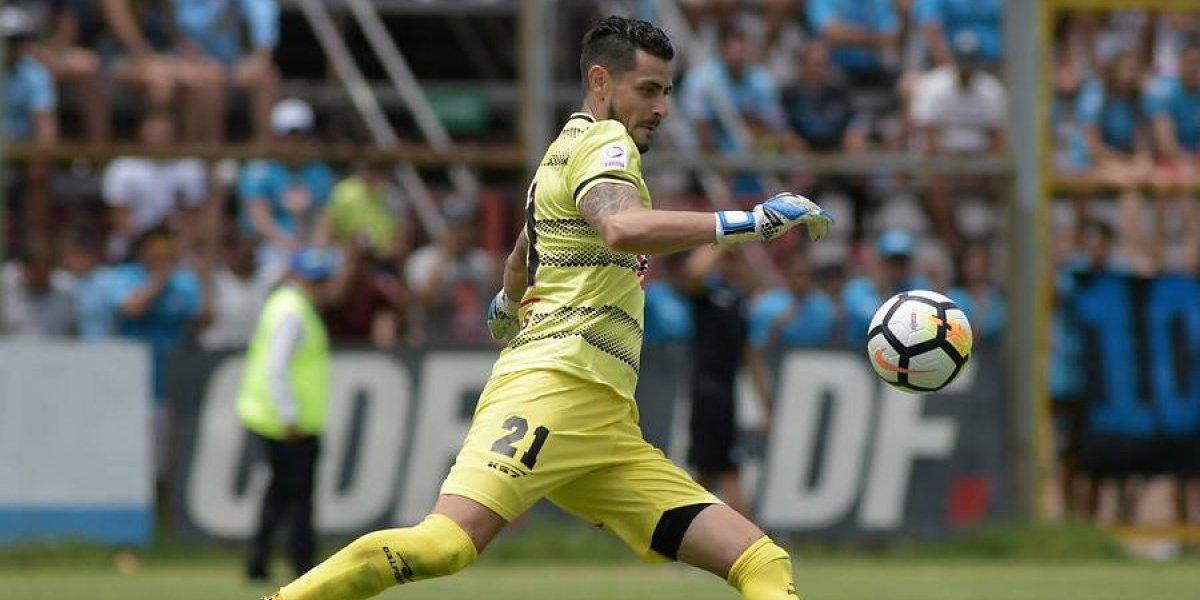 Un portero argentino convocado para jugar con la selección de Chile