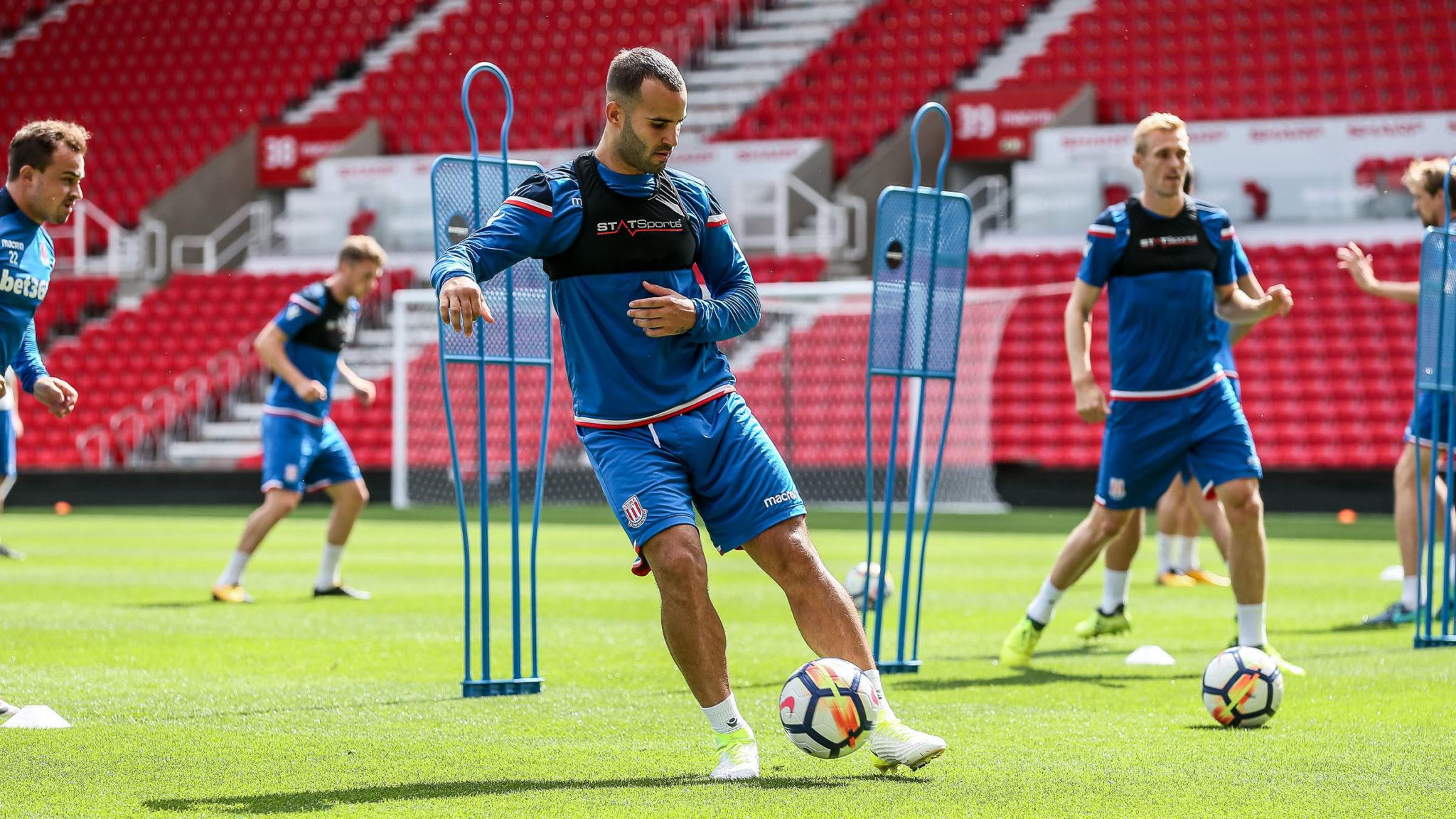 Jesé Rodríguez, en paradero desconocido, podría ser apartado del Stoke City
