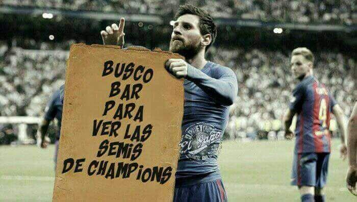 Los 'memes' de la eliminación de Guardiola y del Barça en la Champions League