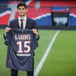 El PSG 'obligado' a vender a Guedes por el Fair Play financiero