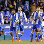 Deportivo La Coruna, become a landmark lift equipment