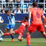 historical record of the Royal Society amazing at La Rosaleda