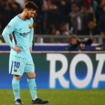 PSG, Manchester City and Barcelona dominate their leagues but fail in Europe