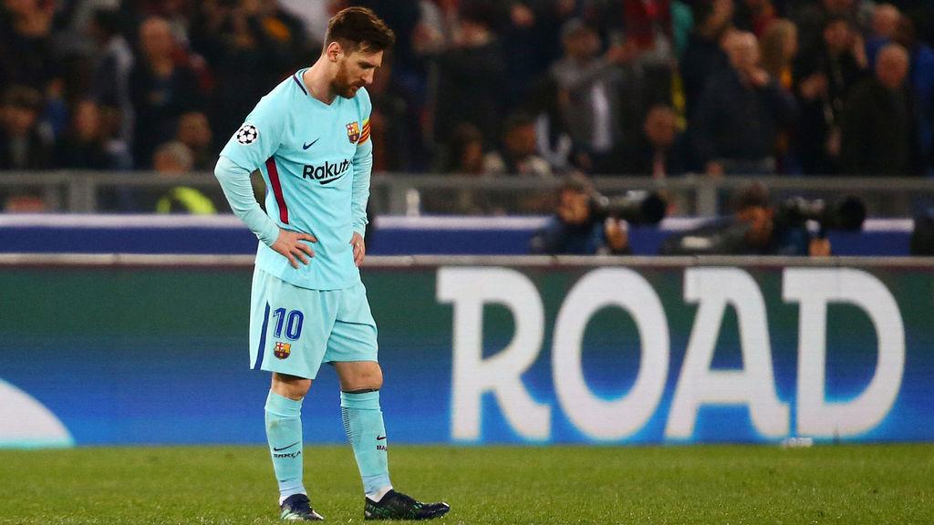 PSG, Manchester City y Barça dominan sus ligas pero fracasan en Europa