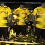 Las camisetas de fútbol más bonitas de la temporada 2017-2018