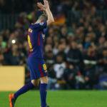 El adiós de Andrés Iniesta al Barça podría tener fecha