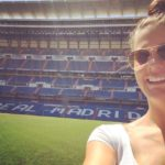 A photo Woman Referee Real Madrid-Juventus climbed to twitter creates controversy