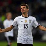 El curioso caso del alemán Thomas Müller