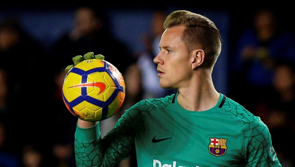 Ter Stegen, Valverde and Barca make history in the league