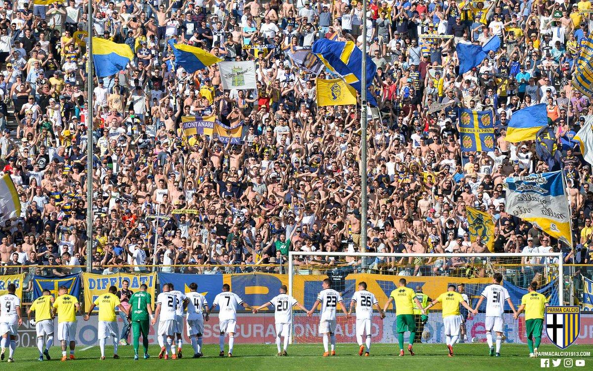 Parma, ¿de la Serie D a la Serie A en tres años?