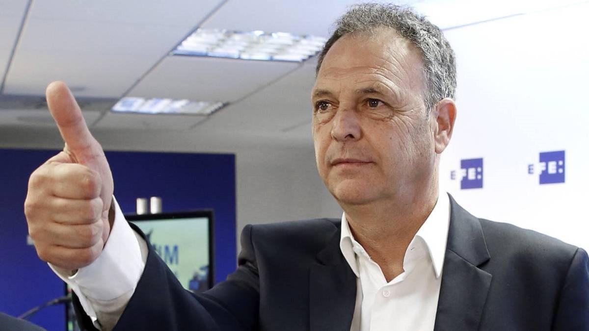 Joaquín Caparros se hace cargo del Sevilla