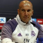 "Zidane: ""Corridor will not Barca in the Nou Camp, its my desicion"""