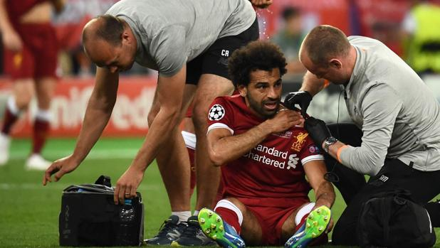 medical and Salah recovery time of the World Cup