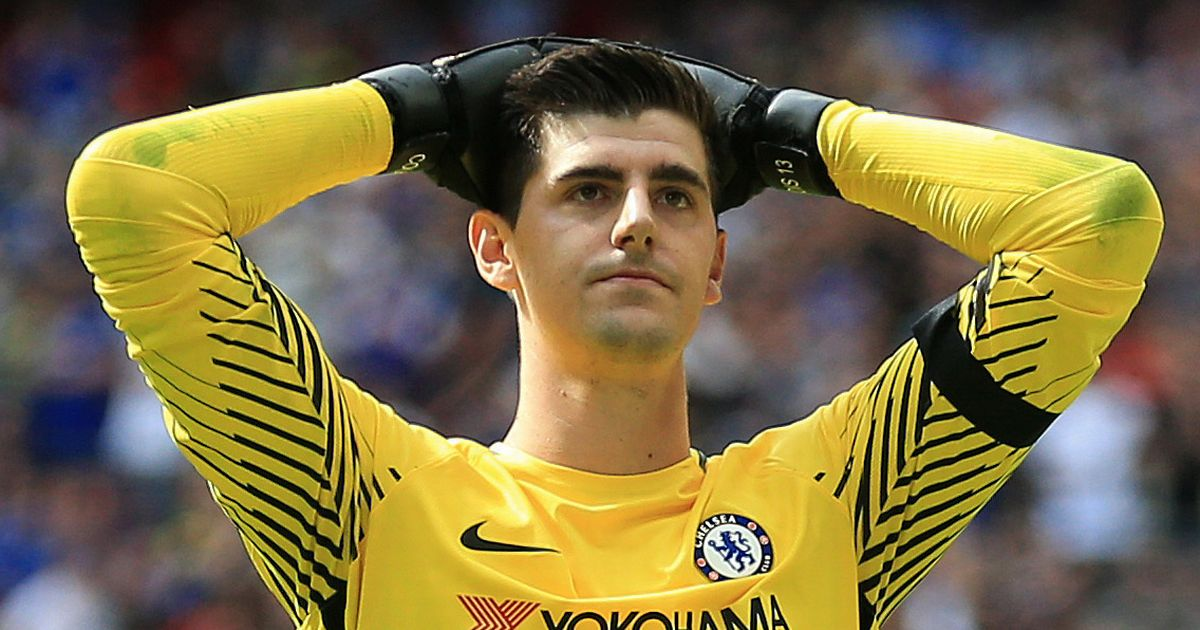 Thibaut Courtois will be Real Madrid goalkeeper
