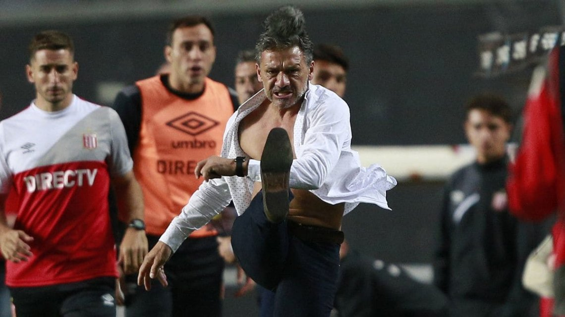Simeone is reinforced by an old acquaintance of La Liga