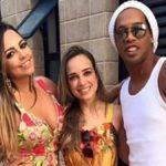 Ronaldinho kündigt seine Hochzeit… Mit zwei Frauen!
